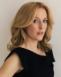 Gillian Anderson website
